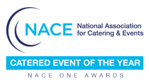 Icon representing birthday event planner Z Event Company's win of NACE's Catered Event of the Year award in Metairie, LA
